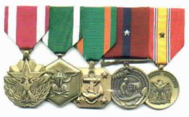 Medals - Military Medals