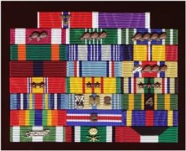 Military Ribbons   San Antonio, TX